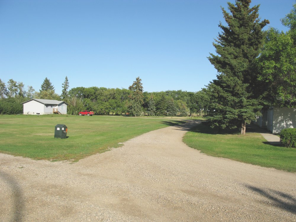 a Rosthern Youth Farm view