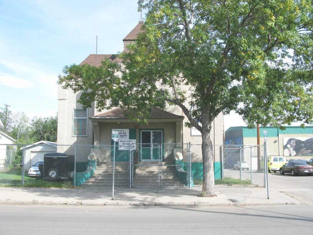 The Saskatoon Chinese Mennonite Church