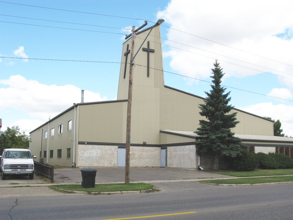 West Portal Mennonite Brethren Church - front