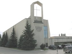 Forest Grove Community Church - North end