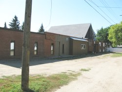 Nutana Park Mennonite Church - long side
