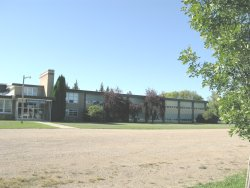 Rosthern Junior College - long view