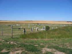 Gnadenau Mennonite Brethren Church cemetery
