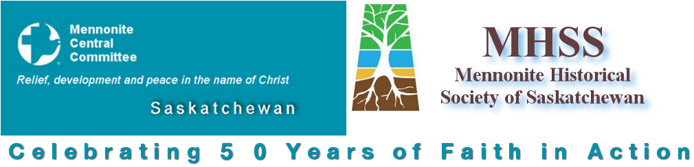 MCC SK  Celebrating 50 Years of Faith in Action