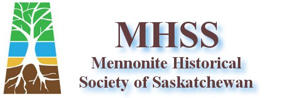 Mennonite Historical Society of Saskatchewan Archives Logo